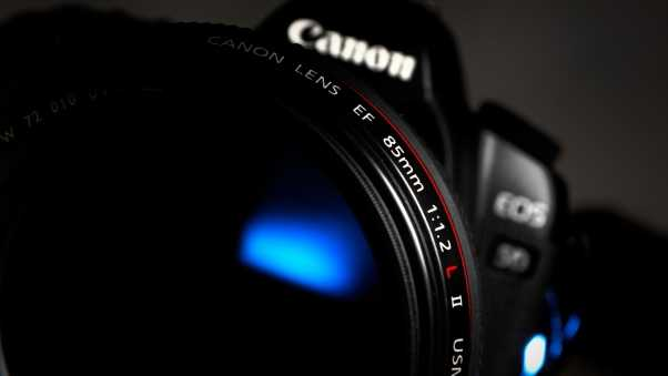 canon, camera, photography