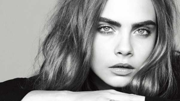 cara delevingne, model, girl