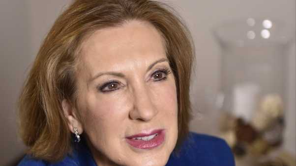 carly fiorina, politician, celebrity