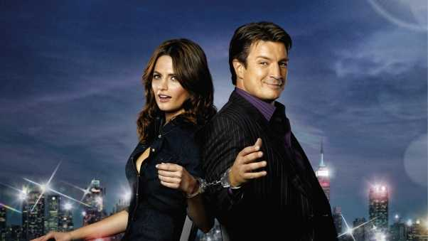 castle, series, stana katic
