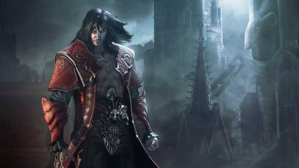 castlevania lords of shadow 2, gabriel belmont, prince of darkness
