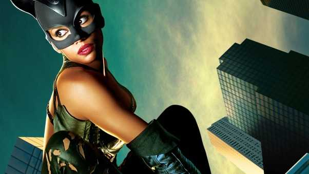 catwoman, halle berry, mask