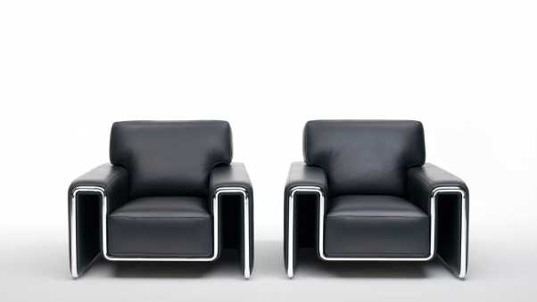 chair, furniture, leather