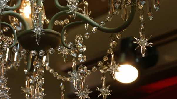 chandeliers, lighting, glass