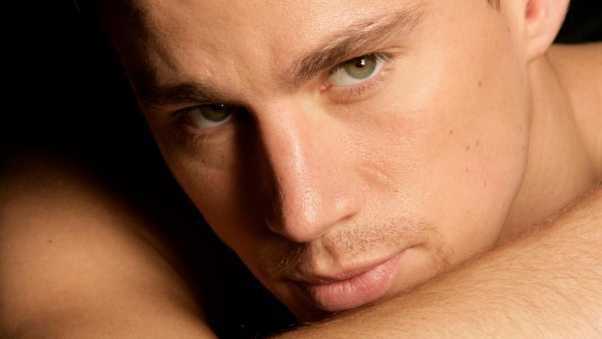 channing tatum, actor, brown hair