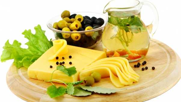 cheese, olives, tasty
