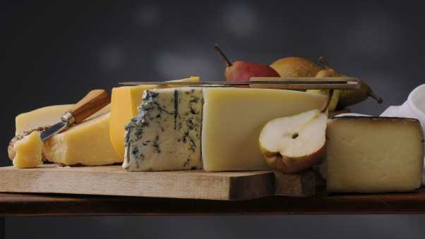 cheese, types, pears