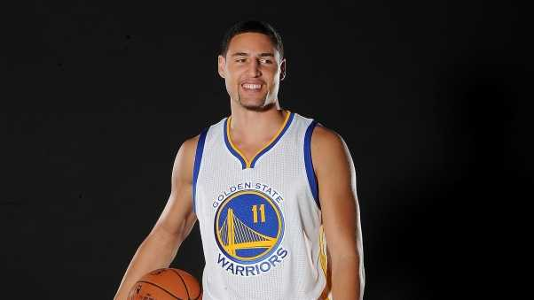 clay thompson, basketball, golden state warriors