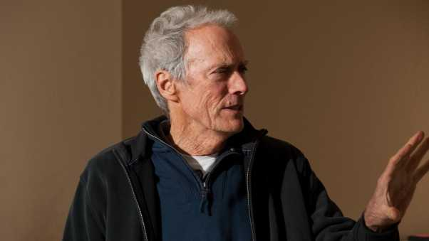 clint eastwood, actor, gesture