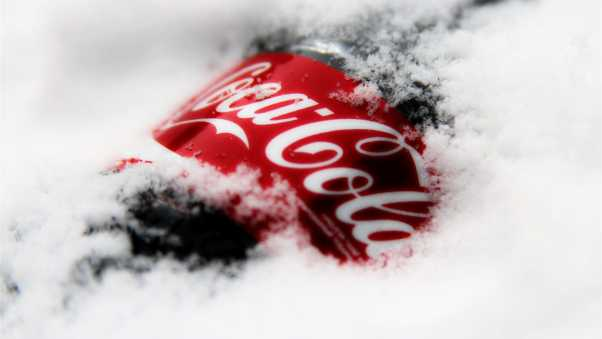 coca-cola, drink, soda