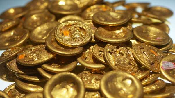 coins, gold, many
