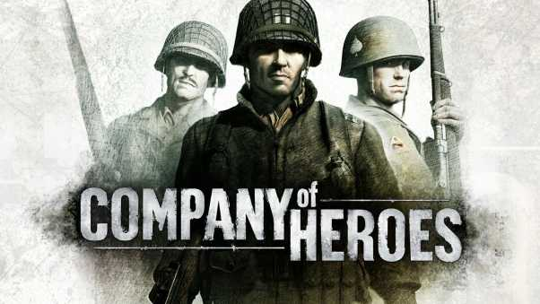 company of heroes, coh, soldiers