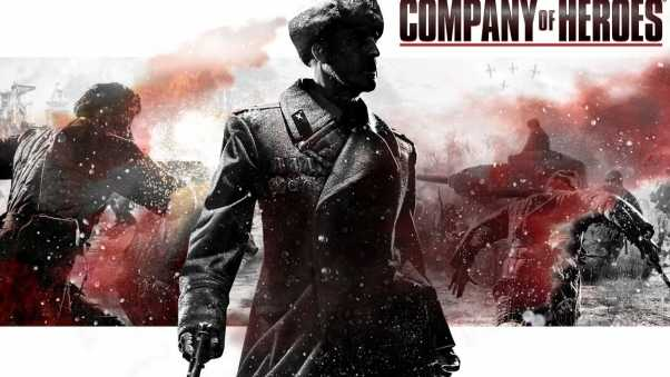 company of heroes, relic entertainment, thq
