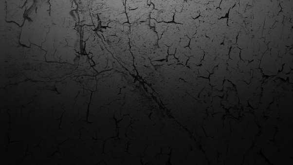 cracked, light, shadow