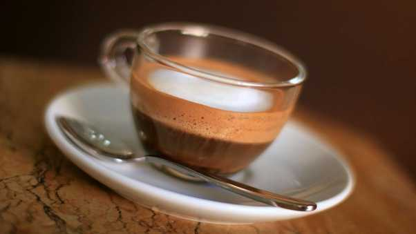 cup, cappuccino, coffee
