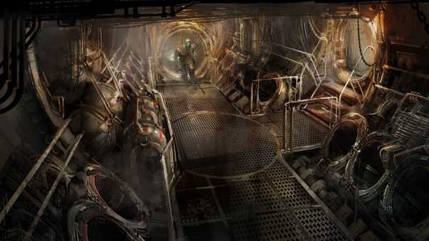 dead space 3, electronic arts, visceral games