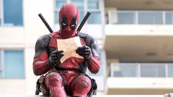 deadpool, 2016, ryan reynolds