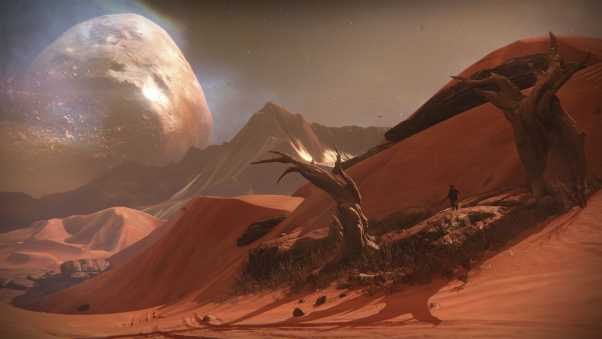 destiny, desert, game