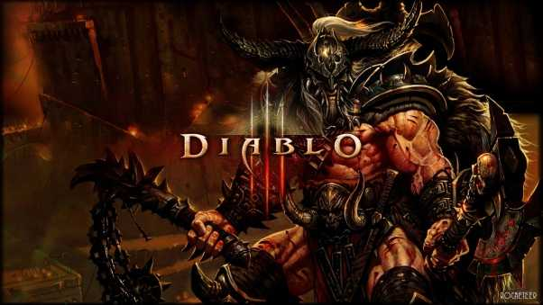diablo 3, barbarian, arm