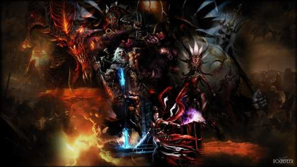 diablo 3, characters, magic