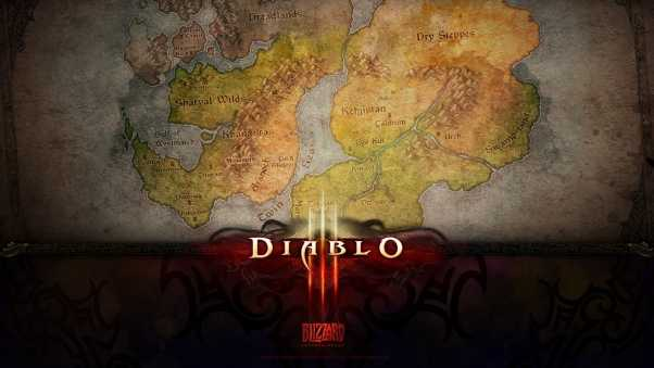 diablo 3, map, name