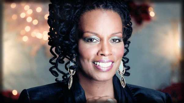 dianne reeves, smile, girl