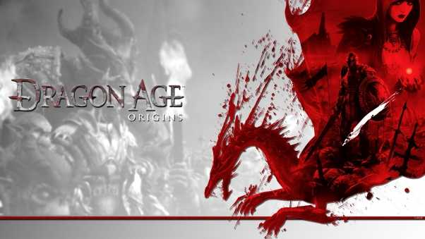 dragon age origins, dragon, characters