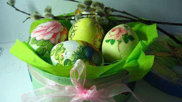 easter, holiday, eggs