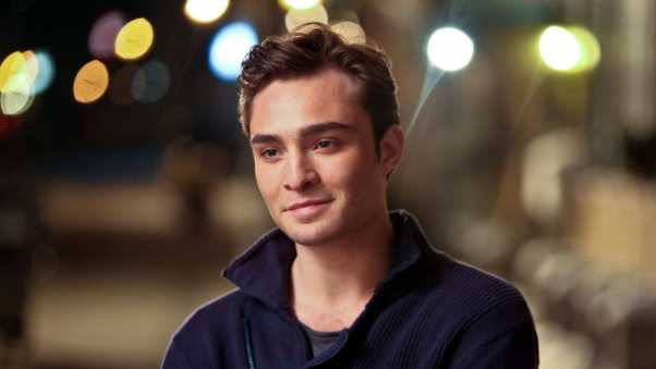 ed westwick, actor, smile