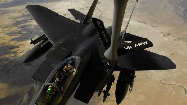 f-15e strike eagle, us air force, aircraft