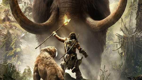 far cry primal, action-adventure, ubisoft montreal