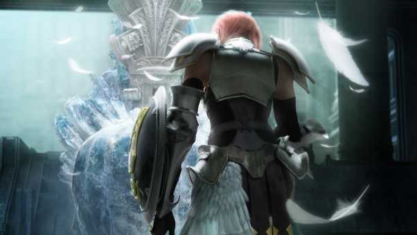 final fantasy xiii, characters, back