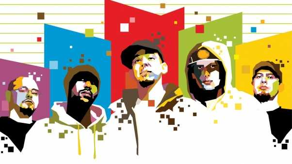 fort minor, graphics, picture