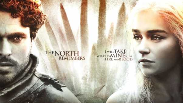game of thrones, season 4, daenerys targaryen