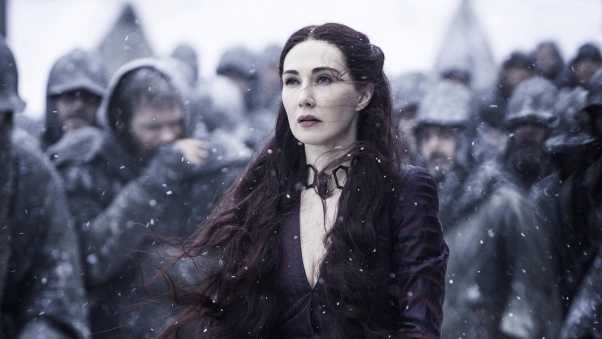 game of thrones, season 5, melisandre