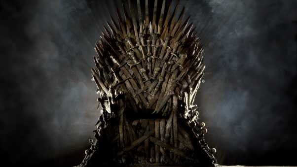 game of thrones, series, throne