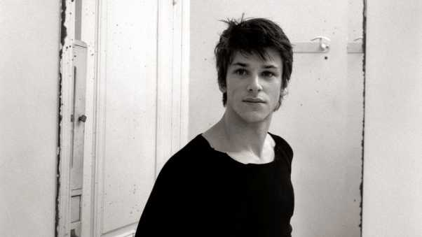 gaspard ulliel, actor, black white