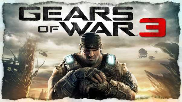 gears of war 3, soldier, look