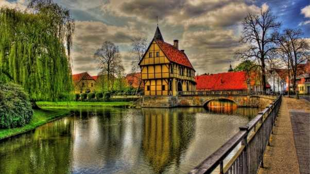 germany, architecture, beauty
