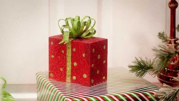 gifts, boxes, bow-knot