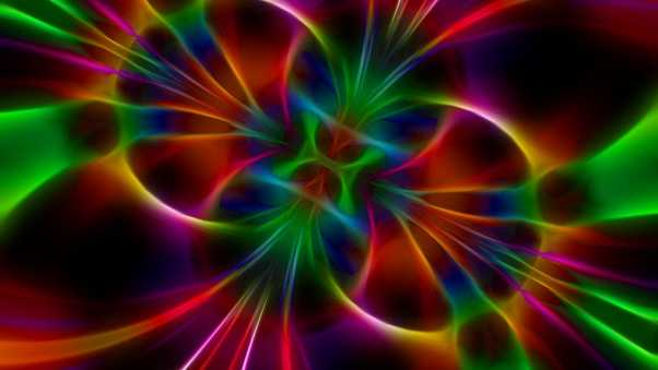 glow, bright, abstract