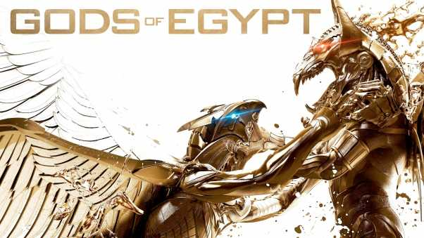 gods of egypt, 2016, gods