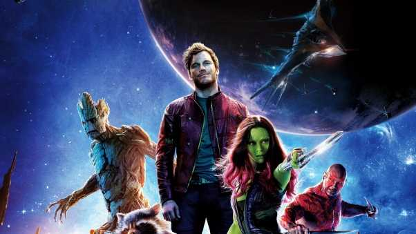 guardians of the galaxy, lee pace, chris pratt