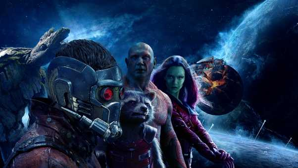 guardians of the galaxy vol 2, peter quill, gamora