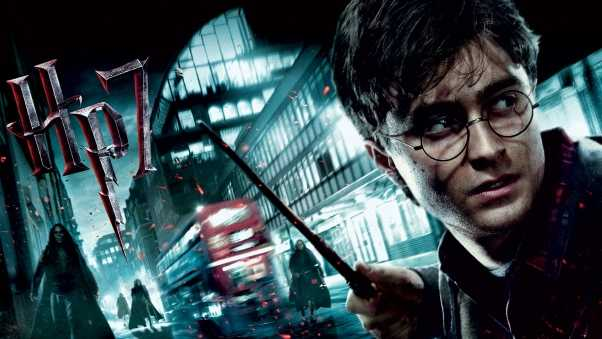 harry potter and the deathly hallows, harry potter, daniel radcliffe