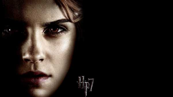 harry potter and the deathly hallows, hermione granger, emma watson