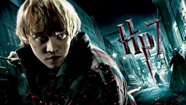 harry potter and the deathly hallows, ron weasley, rupert grint