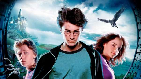 harry potter and the prisoner of azkaban, harry potter, ron weasley