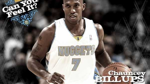 hauncey billups, basketball, player