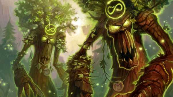 hearthstone, druid, soul of the forest